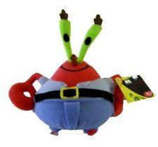 "Spongebob Squarepants Mr. Krabs plush soft stuffed doll toy 16"" Nick Junior Jnr"