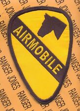"""1st Air Cavalry Division AIRMOBILE Aviation 5"""" patch"""