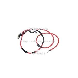 For BMW E46 M3 01-06 Battery Cable-Positive Genuine 61122695530