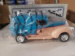 Liberty Classics Eastwood 1940 Ford Sedan Delivery Blue Pink 1:25 Bank waycool