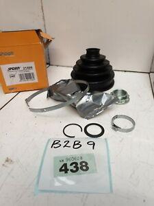 SPIDAN 21499,   SKF VKJP1303 FRONT CV OUTER Boot Kit FITS BMW X5 3 SERIES E46