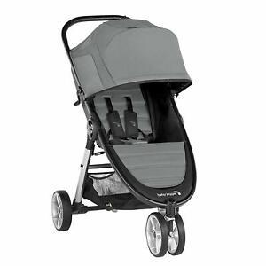 Baby Jogger City Mini 2 Single Stroller - Slate - New! Free Shipping!