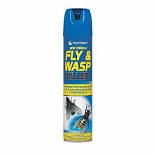 Fly y Wasp Killer 300ml Spray Mata Moscas Avispa volando Ant mosquitos Mosquito UK