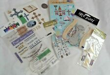 Jolee etc. Religious Embellishments Stickers