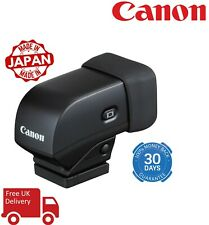 Canon EVF-DC1 Electronic Viewfinder for PowerShot G1X Mark II, EOS G3X M3 M5 UK