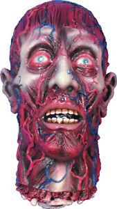 Skinned Head  Decoration Prop