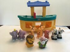 Fisher Price Little People Noah's Ark Noah & 8 Animals