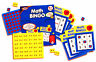 MATH ADDITION BINGO Ages 4+ Great addition practice  FREE shipping $35