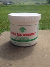 BARRIER SCALY LEG OINTMENT 400ml Poultry and Birds Suffocates Mites