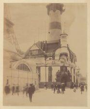 Marine marchande allemande Allemagne Exposition universelle de Paris 1900