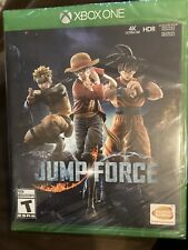 Jump Force XBOX ONE - BRAND NEW FACTORY SEALED DBZ Goku Naruto ONE PIECE Anime