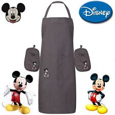 Disney® Mickey Mouse Character Home Kitchen Hotel Resturant Chef Cooking Apron