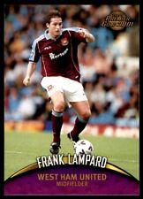 Topps Premier Gold (2001) Frank Lampard (West Ham) No. 120