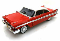 1958 Plymouth Fury Christine 1/18 by Autoworld AWSS102 Toy Gift