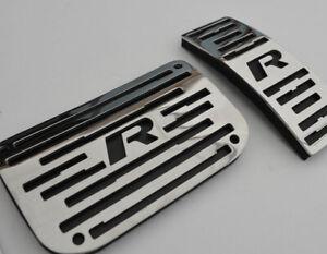 """Jaguar XK & XKR  Custom """"R"""" 3pcs Performance Pedal Upgrade kit 2007-2015 Pedals"""