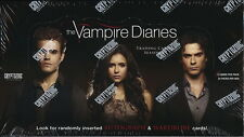 2014 Cryptozoic Vampire Diaries Season 3 Factory Sealed Trading Cards Hobby Box
