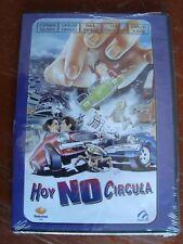 HOY NO CIRCULA CARMEN SALINAS CARLOS IGNACIO DVD REGION CODE ALL LATIN ESPAÑOL