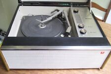 MURPHY~A851G~ RECORD PLAYER~MULLARD VALVE~PUSH/PULL~ 4 SPEED AUTOCHANGER~1960~EX