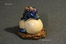 Windstone Editions Peacock Hatching Dragon (retired) PeÑA '84