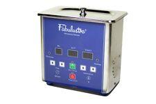 Fabulustre Ultrasonic Cleaner, 1.5 Pint, 110 volt