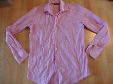 TONI GARD schönes gestreiftes Hemd rosa weiß Gr. 41 TOP  LC216