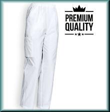 Unisex Cotton Scrub Trousers Doctors Medical Staff Nurse NHS Salon Healthcare T