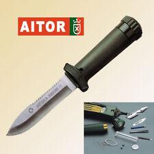 Cuchillo Aitor Jungle King III supervivencia Snife Messer Coltello