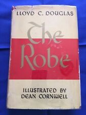 THE ROBE - FIRST ILLUSTRATED EDITION INSCRIBED BY LLOYD C. DOUGLAS