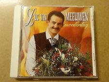 CD / LUC VAN MEEUWEN: MOEDERDAG