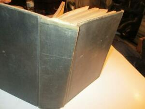 1937 Winston Simplified Dictionary College Ed 3000 Illustrations Thumb Tabs