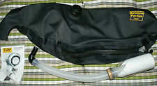 Bannatyne Synthetic Zip bag with bottle trap bagpipes pipes small medium large