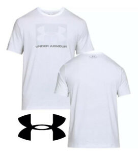 Under Armour UA Men's Sportstyle Better Boxed T-Shirt - New Size M