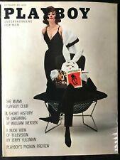 Playboy, magazine, Sep, 1961, Christa Speck, Vargas
