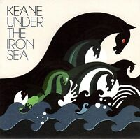 Keane CD Under The Iron Sea - Europe