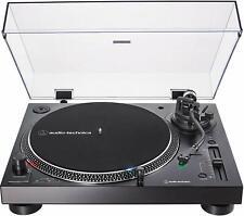 Audio-Technica AT-LP120XUSB-BK Direct Drive Turntable USB Headshell - Black