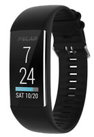 Polar A370 Fitness Tracker with Wrist-Based Heart Rate - Black (M/L) 90064882