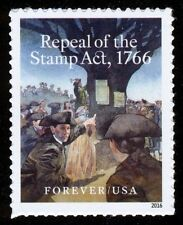 #5064 Repeal of the Stamp Act, Mint ANY 4=