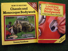 How To Restore Chassis & Monocoque Bodywork Osprey Restoration Guide Manual #9 +