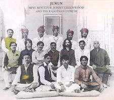 Jonny Greenwood and The Rajasthan E Shye Ben-tzur - Junun 2 CD