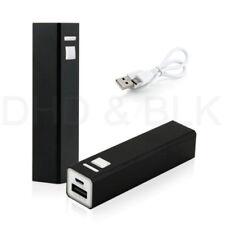 Cargadores, bases y docks negro cargador portátil para teléfonos móviles y PDAs Universal