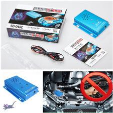 Car Vehicle Ultrasonic Control Mouse Rodent Pest Animal Repeller Deterrent 12V