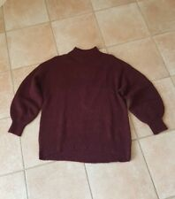 MAGLIONE NEW LOOK BORDEAUX TG. M
