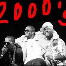 3900... 2000's Hip Hop Music mp3 songs on a 32gb usb flash drive