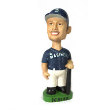 Vintage ICHIRO 51 Mariners Baseball Team MLBPA Bobble Dobbles Head 2001
