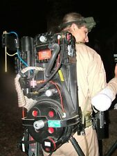 Ghostbusters Complete Costume w/ Proton Pack, Goggles, and Ghost Trap