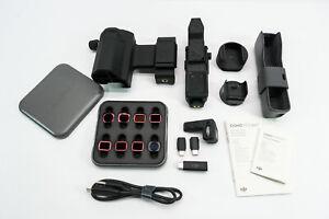 DJI Osmo Pocket 4K 3-Axis Gimbal Handheld Video Camera +Tons of Accessories
