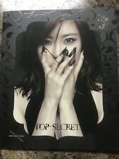 JUN HYO SUNG - Top Secret CD w/ Photo Card K-POP