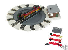 Bachmann N Motorized Turntable - N Scale E-Z Track 46799