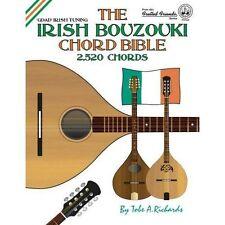 Irish Bouzouki GDAD Chord Bible 2 520 Chords