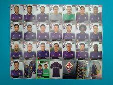 Figurine Calciatori Panini 2016-17 2017 Squadra Completa Fiorentina